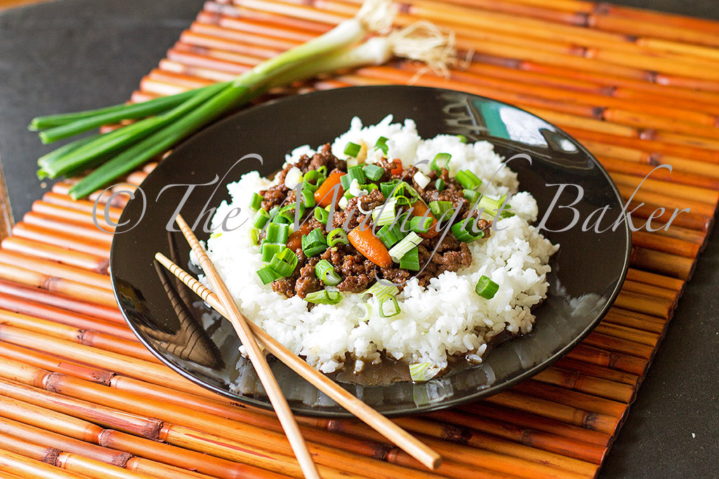 33. Mongolian Beef