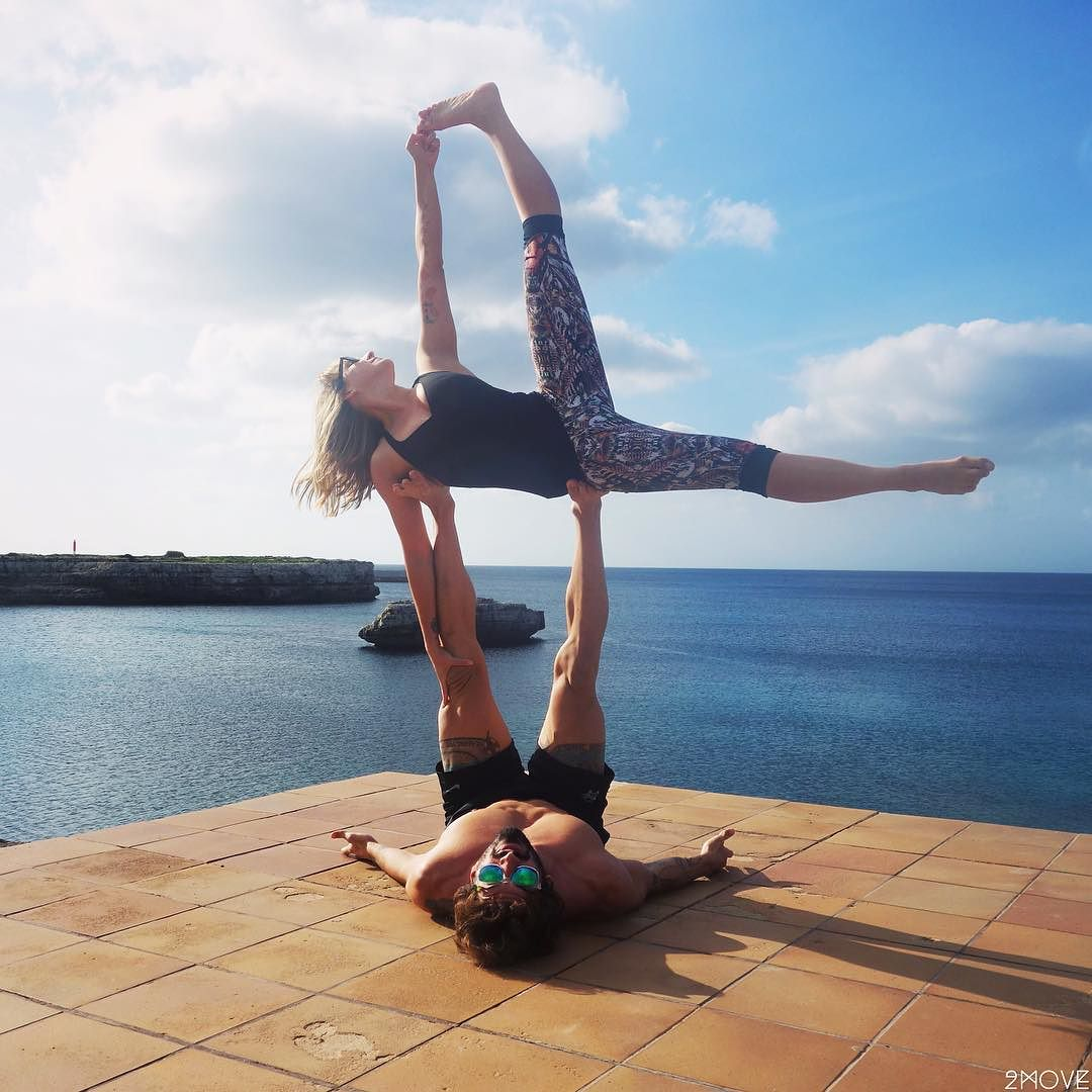 61 Amazing Couples Yoga Poses That Will Motivate You Today Partner