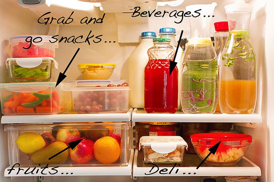 24 #FridgeGoals Posts From Instagram To Inspire You To Eat Better!
