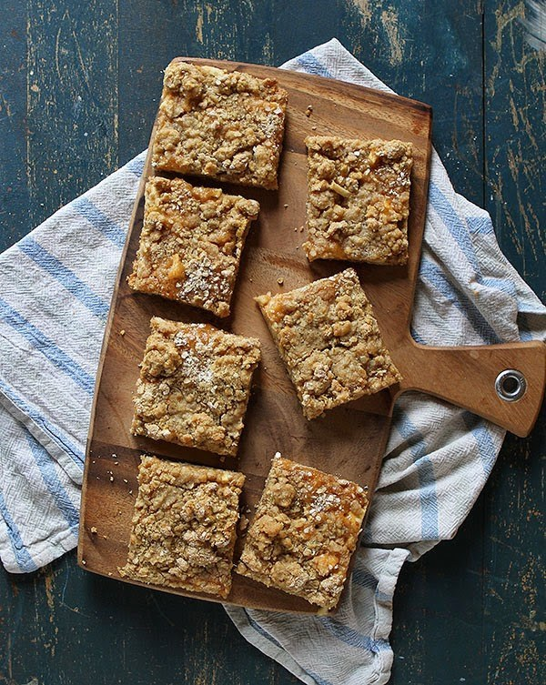 30. Almond Butter Granola Bars