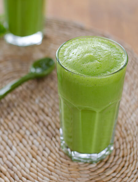 40. Three-Ingredient Green Smoothie