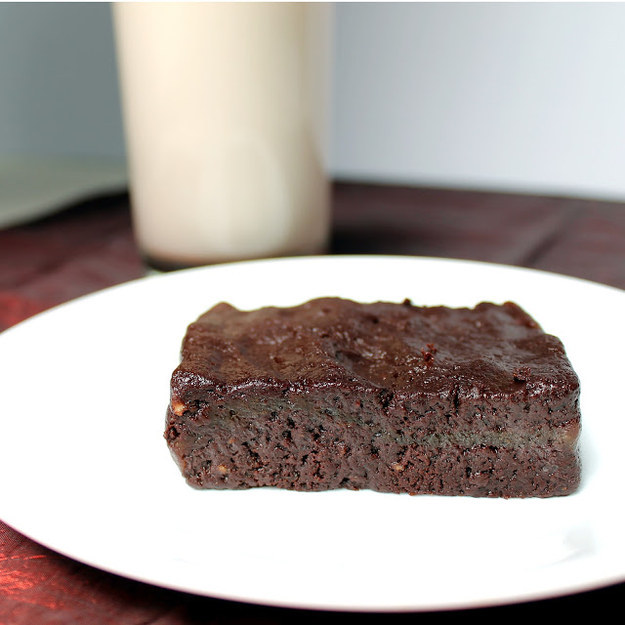 42. Raw Brownies