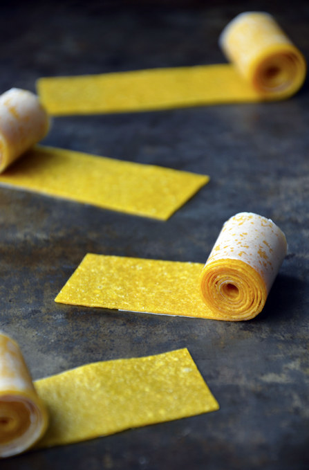 48. Mango Fruit Roll-Ups