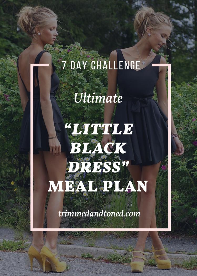 Little-Black-Dress-Meal-Plan