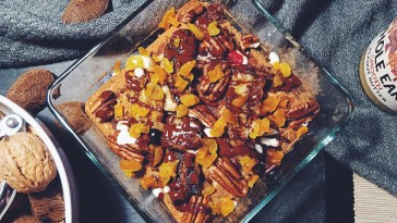 Pecan-Cinnamon-Baked-Oatmeal-Recipe