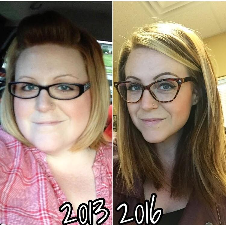 Amy LeRoy Went From A Morbidly Obese 350lbs To Losing Over 200lbs!