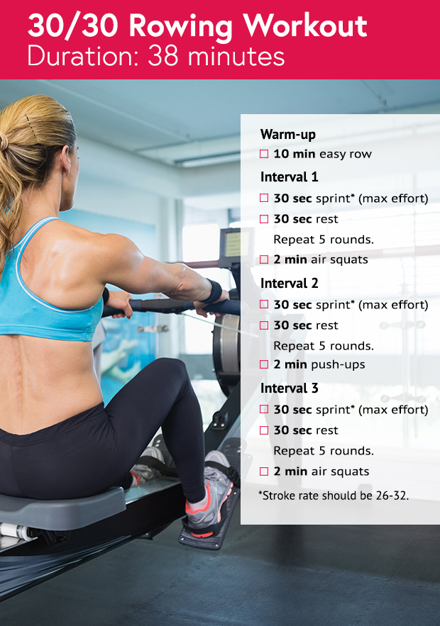 14 Incredible Rowing Machine Workouts To Lose Weight Drop Fat