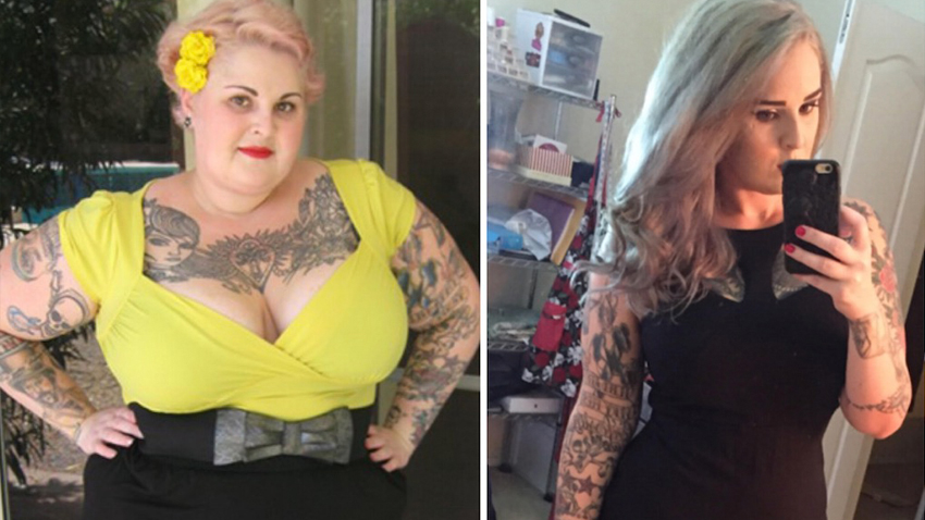 Laura Lost Over 120lbs & 30% Bodyfat In 3 Years With This ...
