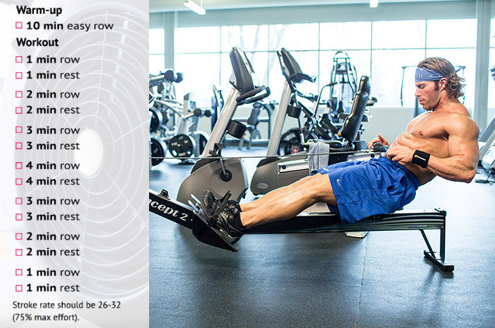 14 Incredible Rowing Machine Workouts To Lose Weight ...