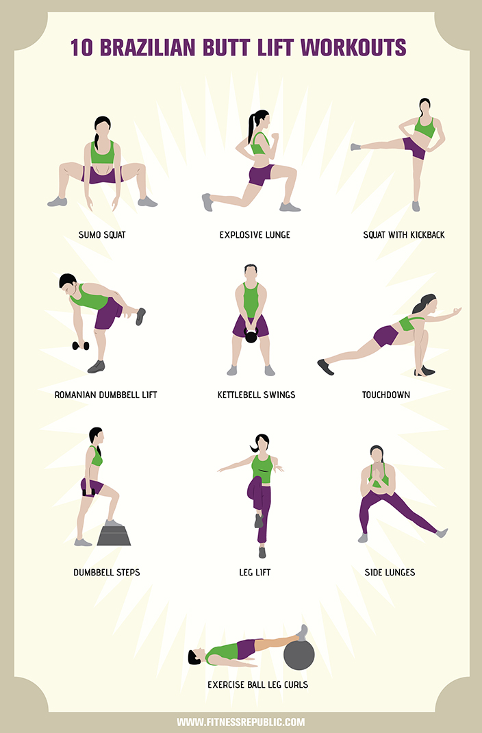 Easy Butt Workouts