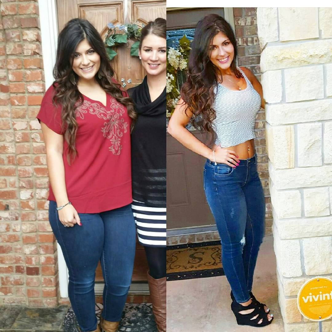 Bailey Swaydan Weight Loss Transformation