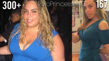 Marina Tsapelas (PoloPrincessNYC) 140lbs Weight Loss Diet & Training Plan!