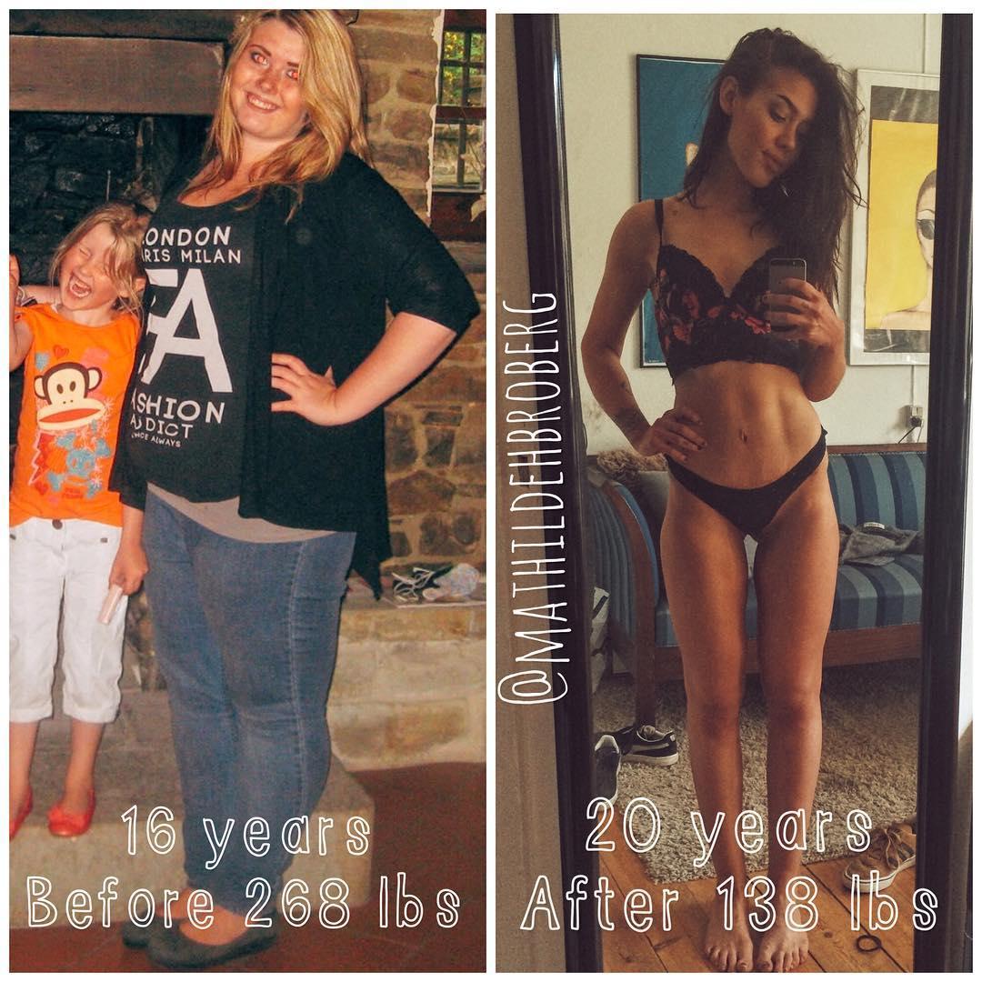 mathilde pierdere în greutate
