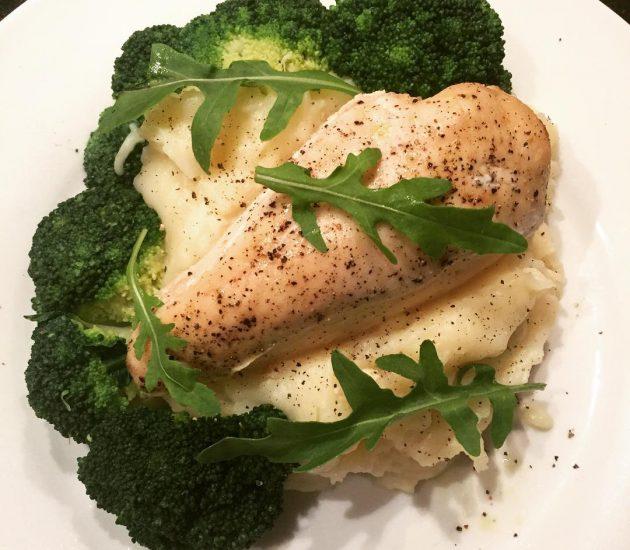 chicken-mash-broccoli