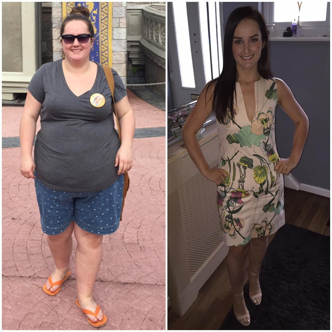 Jennifer Ginley Lost Half Her Body Weight In One Year With