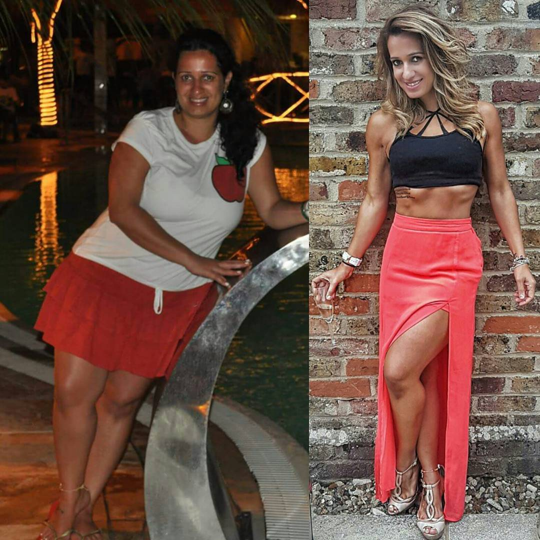 How Angela Crickmore Lost 70lbs In 8 Months & Became An Instagram Sensation!
