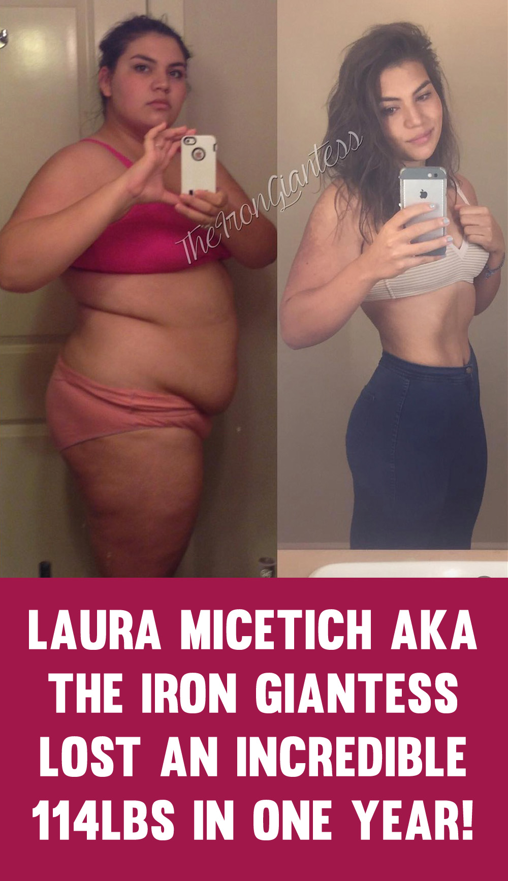 Laura-Micetich-TheIronGiantess-Weight-Loss