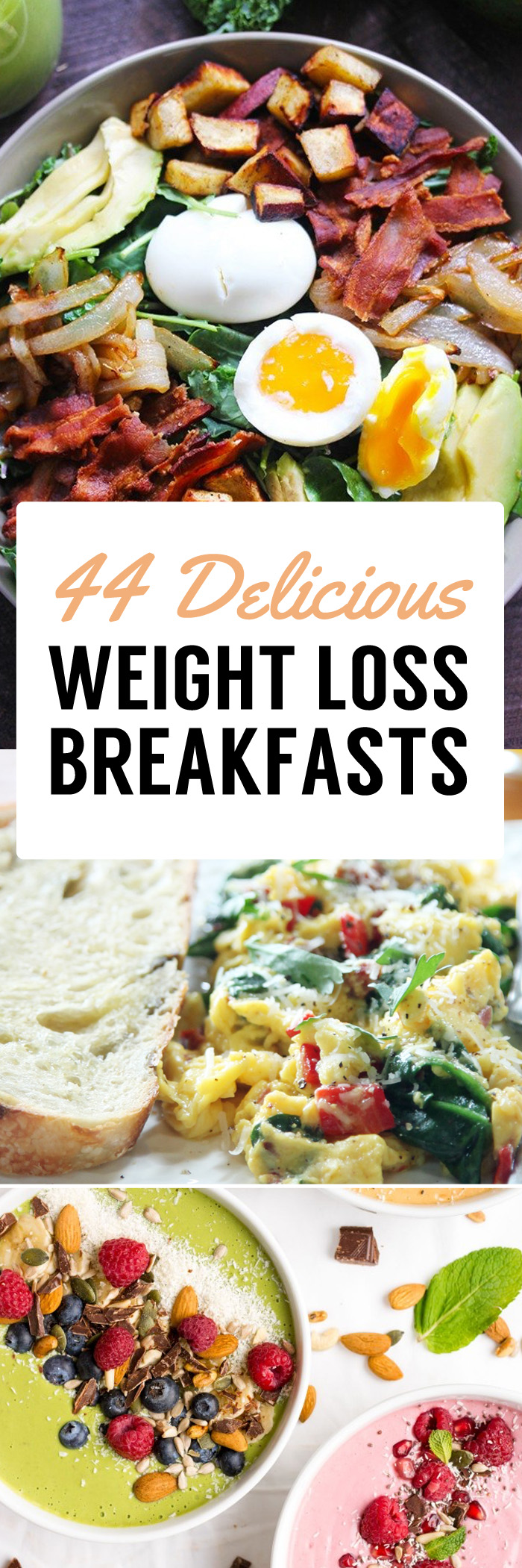 mens health weight loss breakfast meals