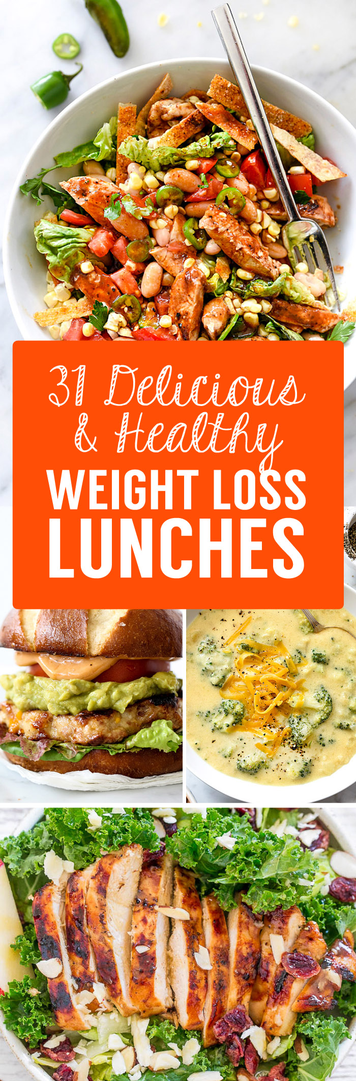 31 Weight Loss Lunch Recipes That Will Help Slim Down Your Stomach