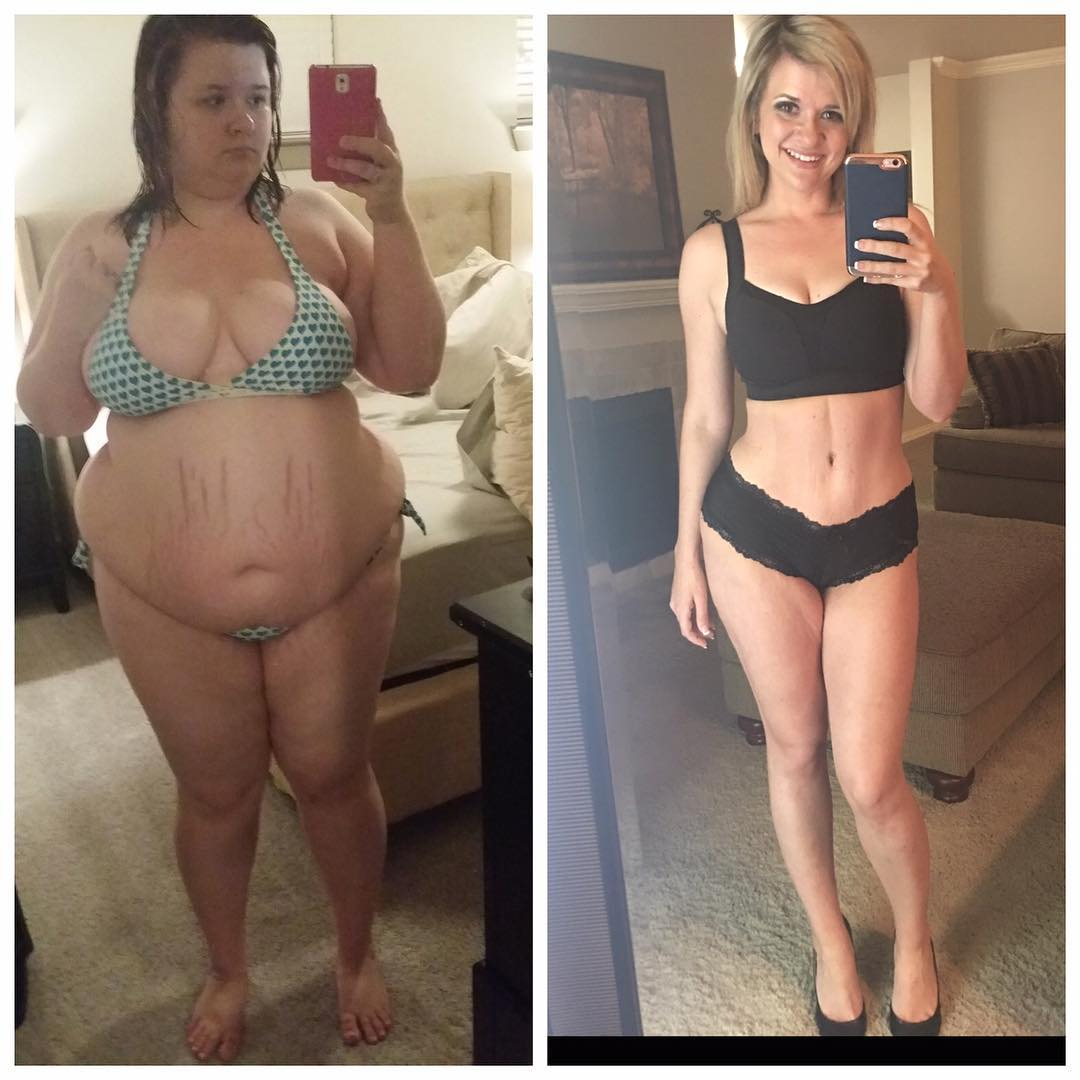 Christine Carter's Weight Loss Meal Examples & Diet For Losing 150LBS! - TrimmedandToned