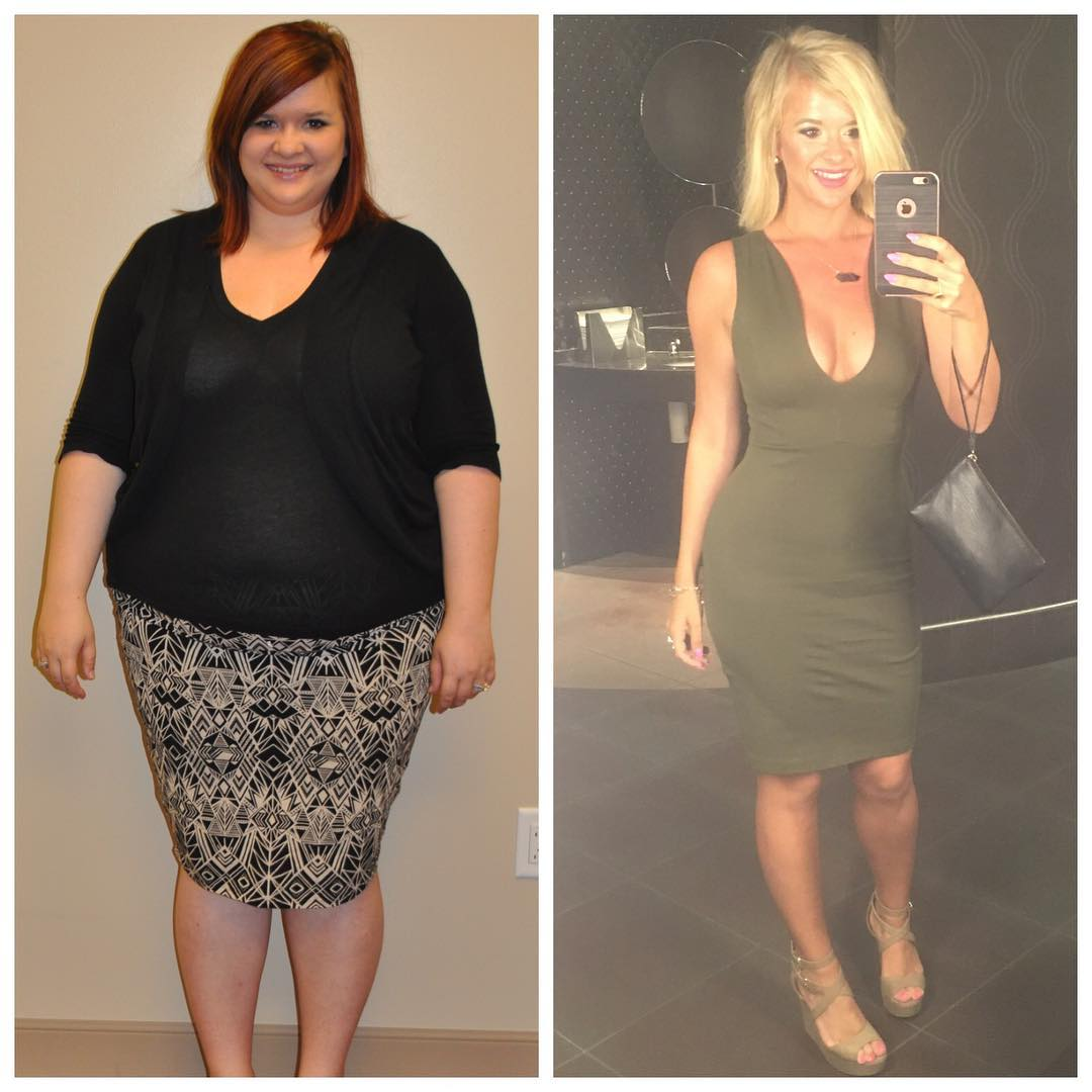 Christine carter weight loss