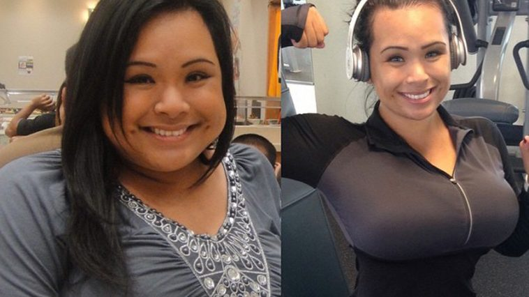 Angelica Recaido Best Weight Loss Tips For Losing 60 Pounds In 6 Months Trimmedandtoned