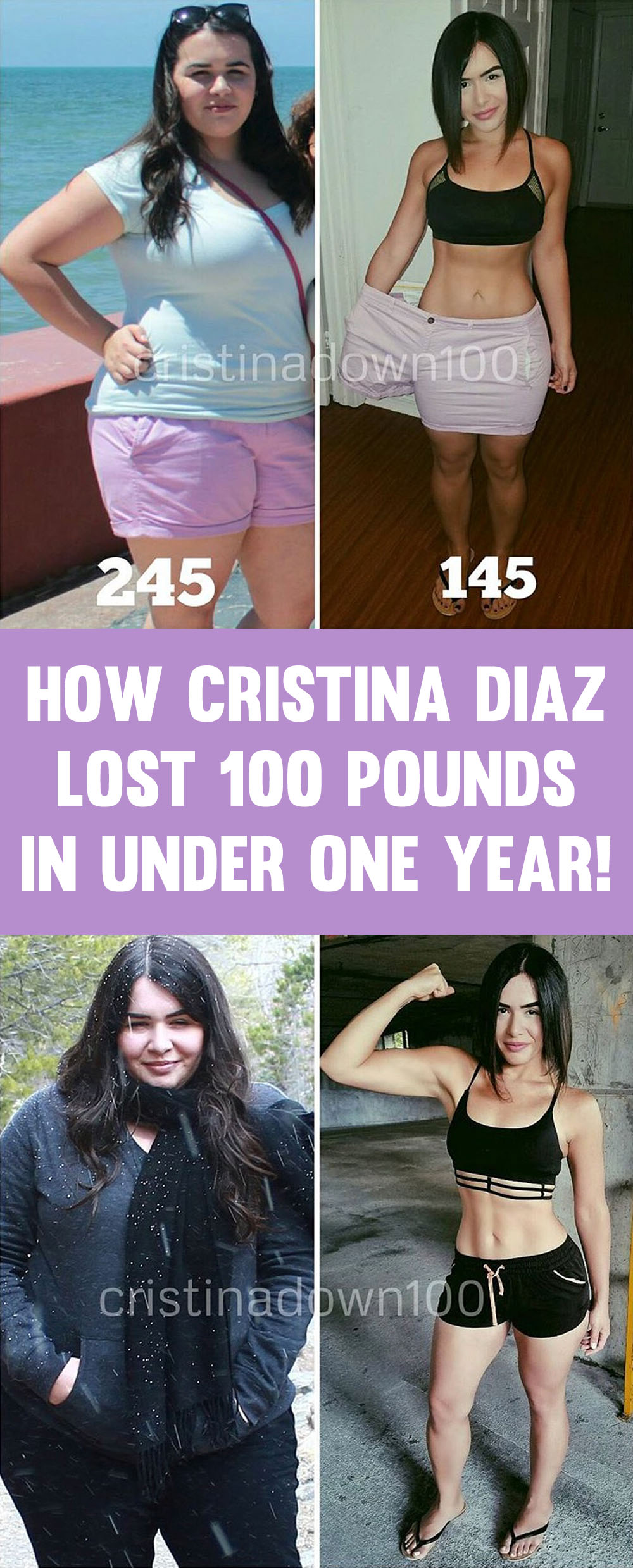 how to start losing 100 pounds