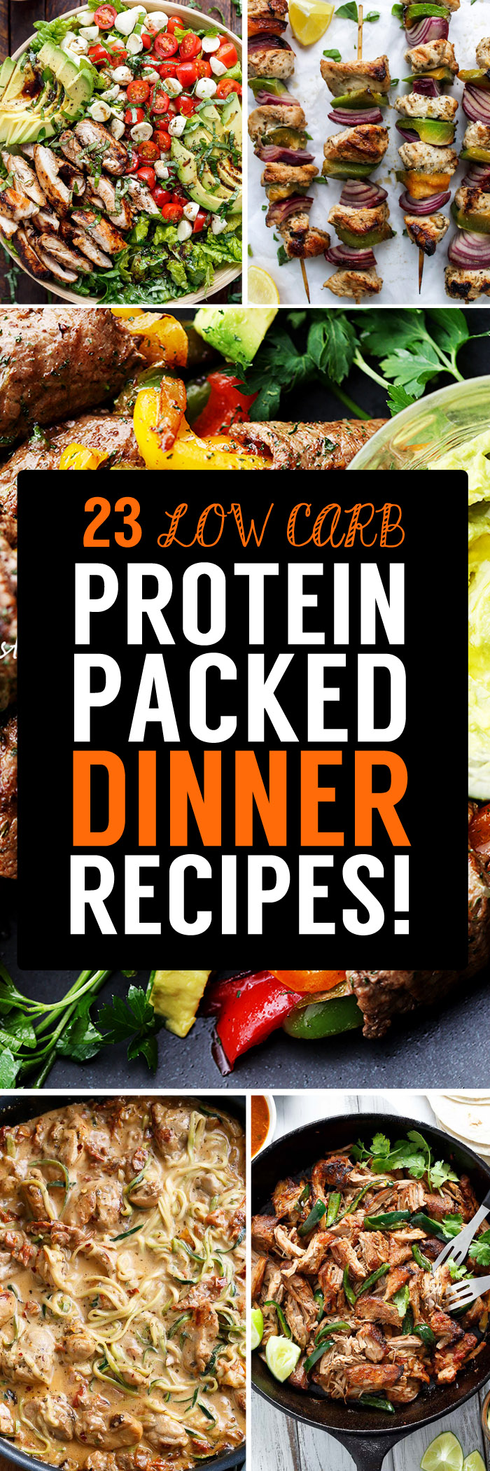 27 low carb high protein recipes that makes fat burning easy diet to help you lose fat and feel better low carb recipes that focus more on protein creative ideas and big flavours to create delicious meals that forumfinder Gallery