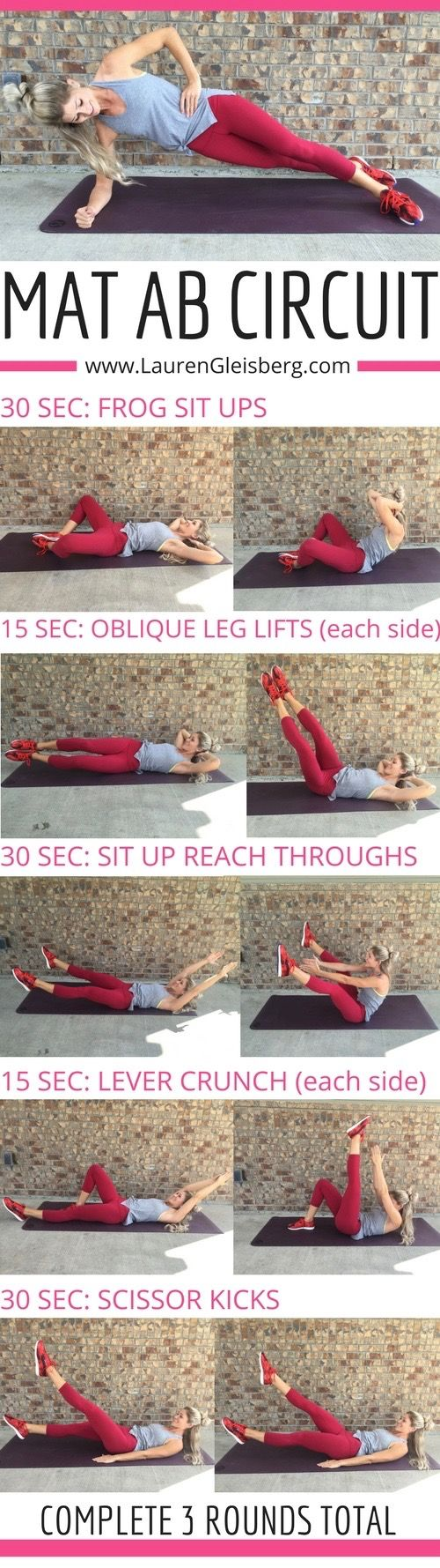 8354a5c83120e 23 Intense Ab Workouts That Will Help You Shed Belly Fat Quickly ...