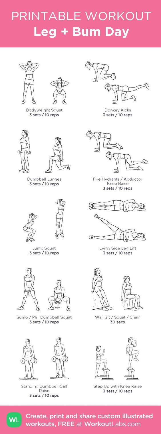 50 Intense Booty Workouts That Will Give You A Bigger ...
