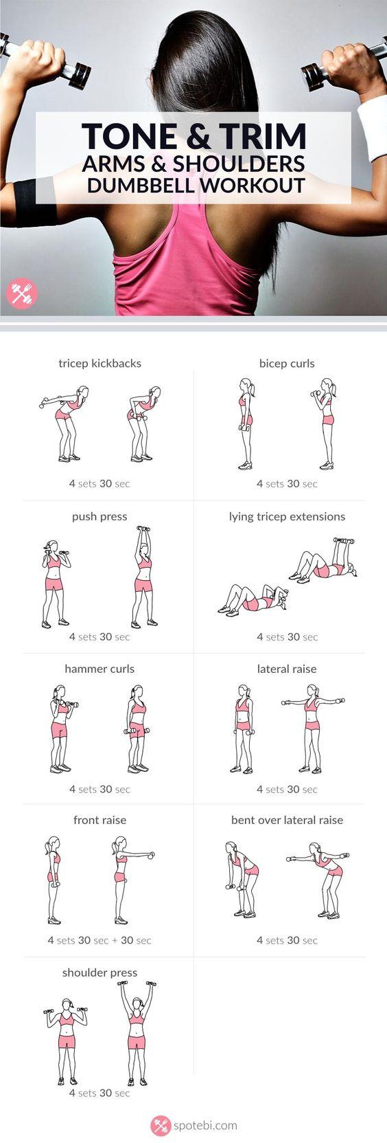Arm Workouts Women: 23 Fat Burning Bikini Arm Workouts That Will Shape Your