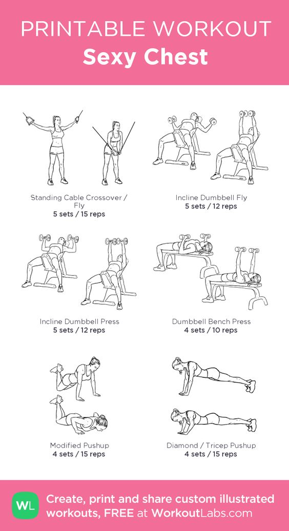 photograph relating to Printable Workouts referred to as 16 Arduous Upper body Physical exercises That Will Carry Organization Up Your