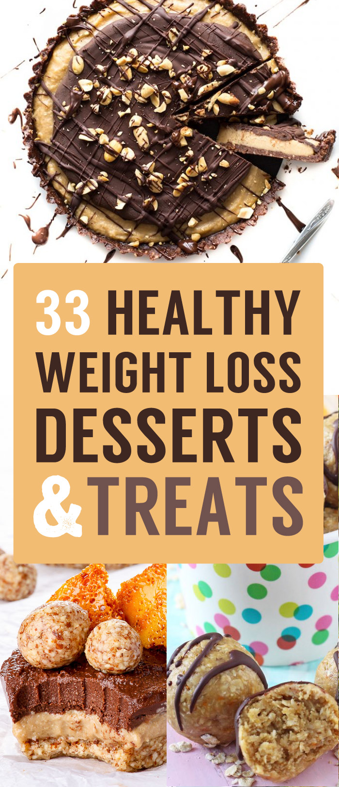 33 Healthy Dessert Amp Sweet Treat Recipes That Will Fit