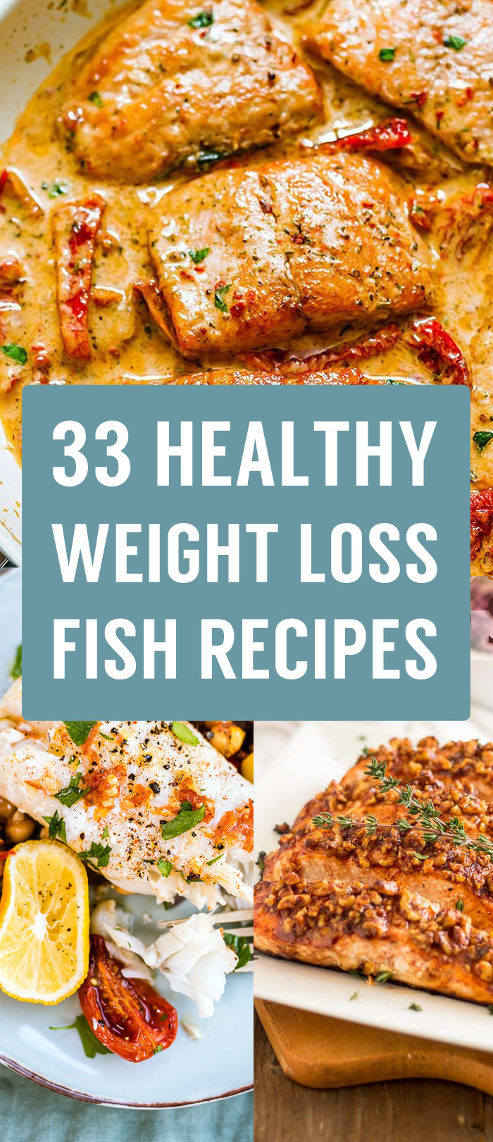 33 weight loss fish recipes that you will love for Healthiest fish to eat for weight loss
