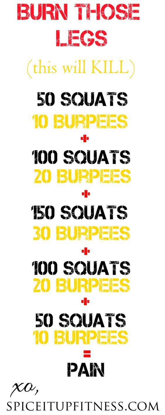 31 Leg Workouts That Will Shape Your Lower Body Perfectly ...