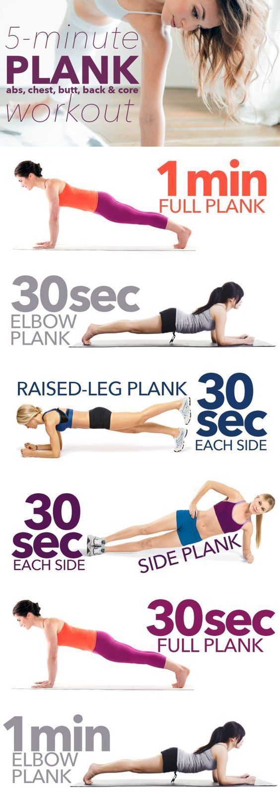 pictures The 5-Minute Pilates Workout You Need To Try If You Sit All Day