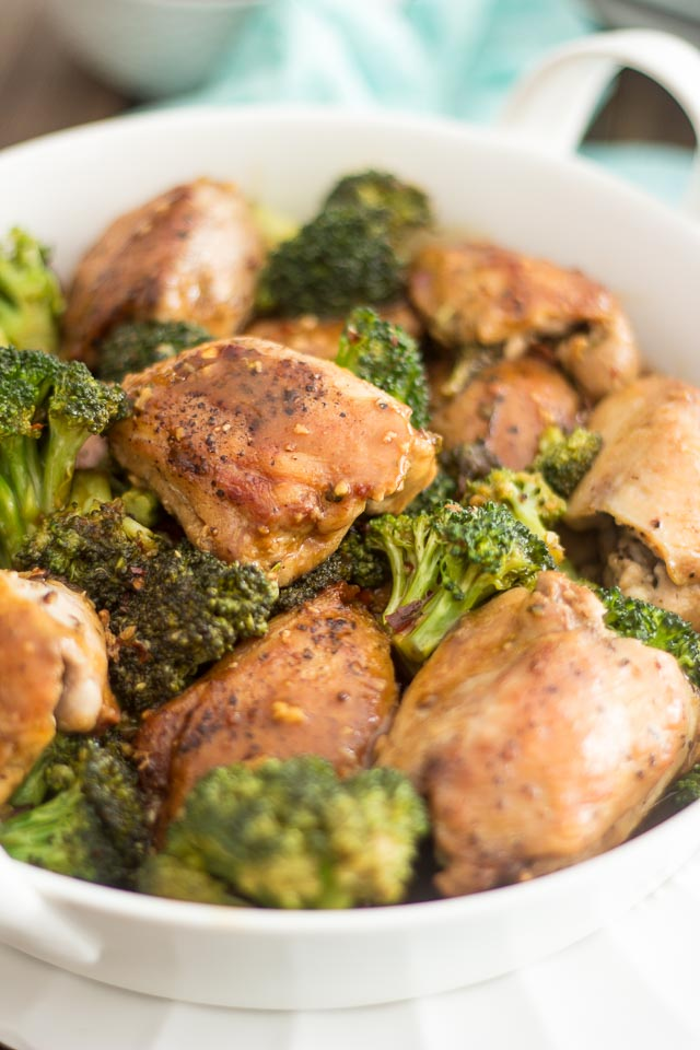 chicken and broccoli weight lose