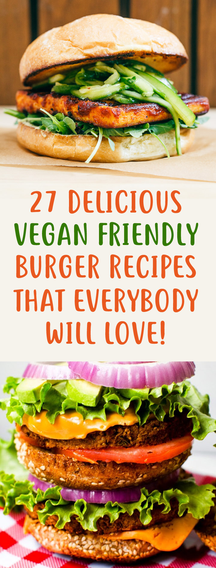 27 Vegan Burger Weight Loss Recipes That You Yes You Need To Try Trimmedandtoned