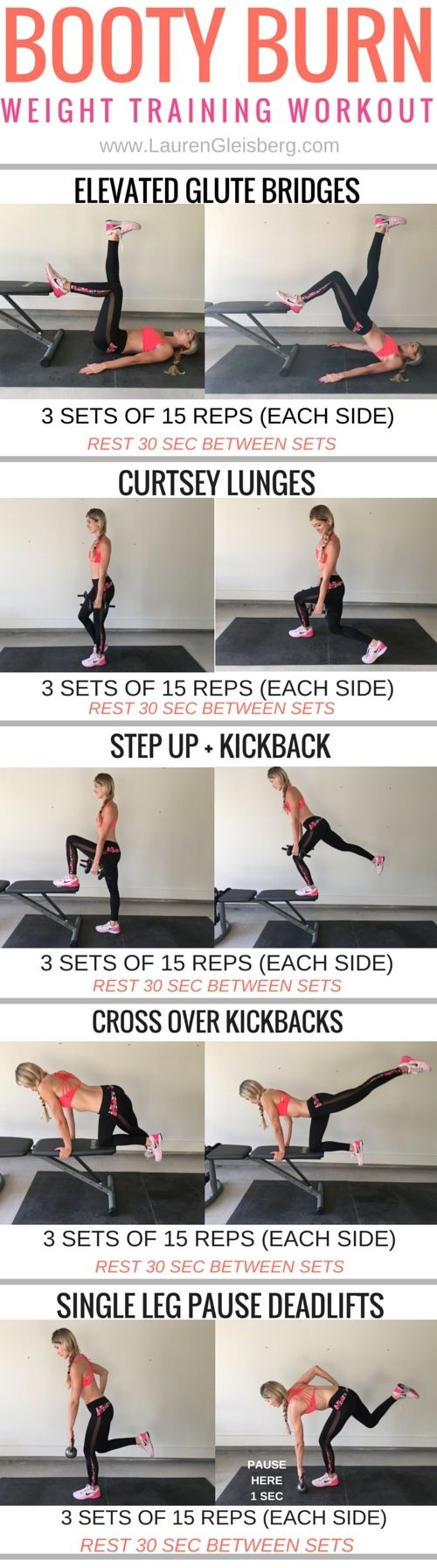 1d2f43f5a08db 18 At Home Butt Workouts To Lift And Shape Your Booty! - TrimmedandToned