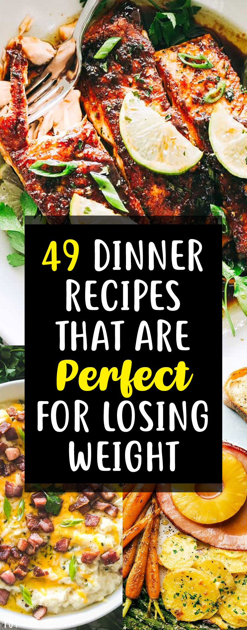 49 weight loss recipes that make the perfect fat burning dinner weight loss dinner recipes you can find online from some incredible food blogs and websites make sure to pin and save your favourites to social media forumfinder Image collections