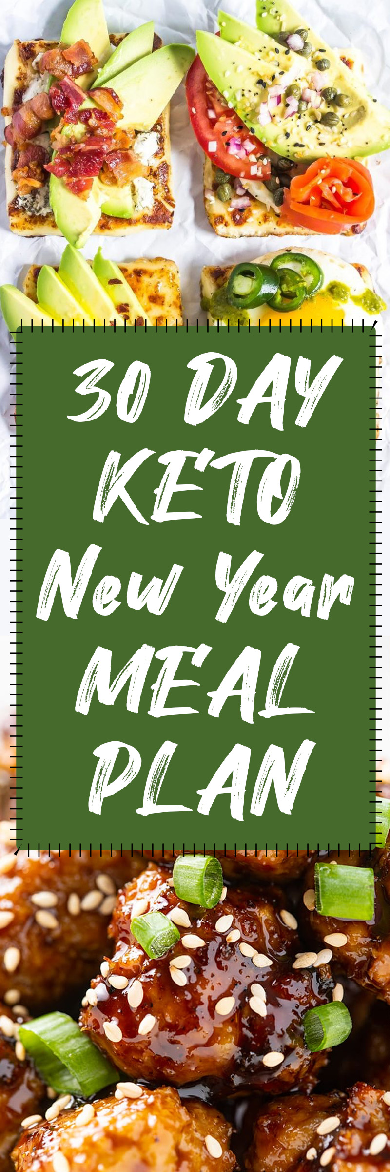 30 Day Weight Loss Keto Meal Plan For A Wholesome Get started To 2020! 1