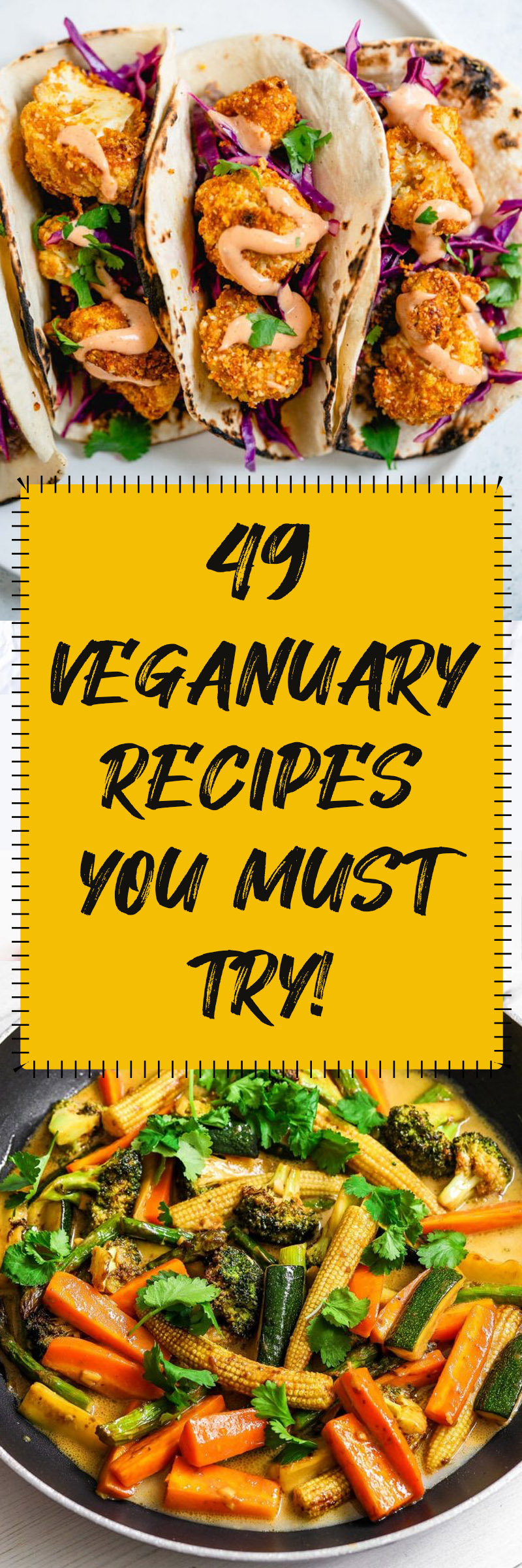 49 Easiest Wholesome 2020 Veganuary Recipes That Style Completely Implausible! 1